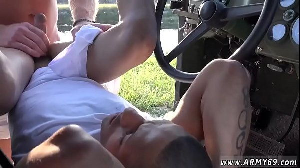 Army, Teen blowjob
