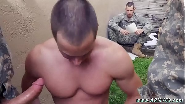 Military, Young gay
