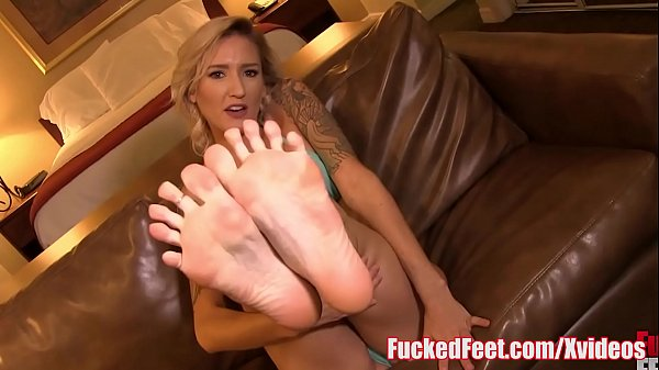 Footjob, Reagan