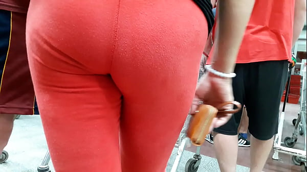 Red ass, Spandex