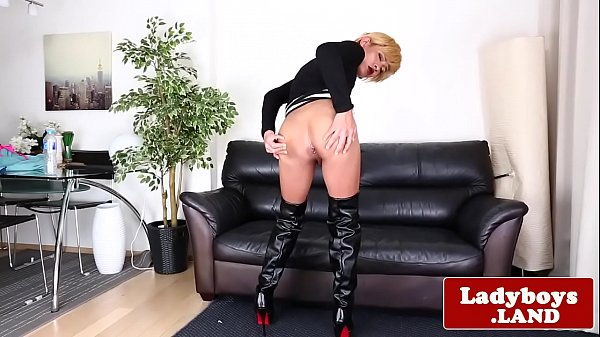 Gaping, Ass solo, Ladyboy solo