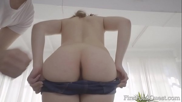 First anal, Young anal