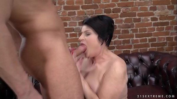 Piercing, Younger, Pussy granny