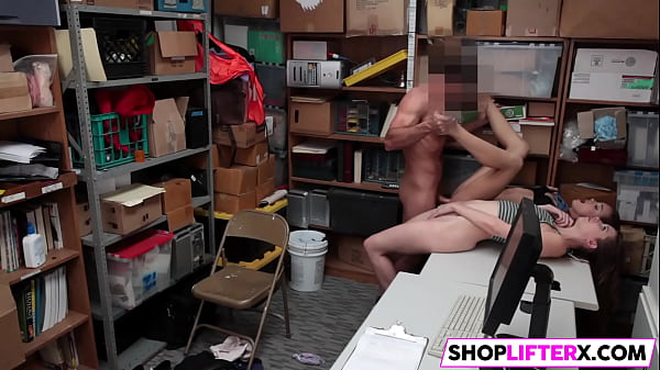 Shoplifters, Caught