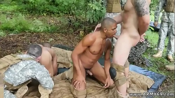 Army, Gay hot