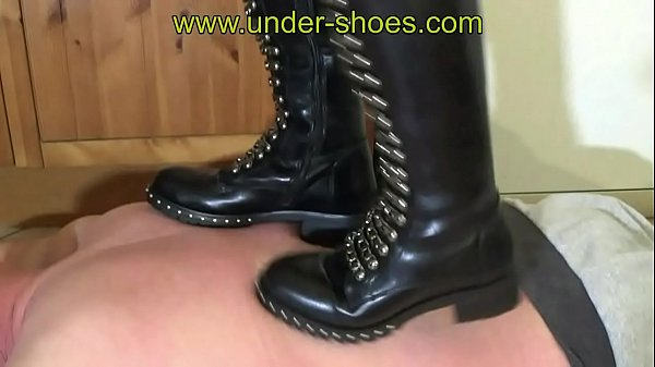 Boots, Shoe, Shoes, Trampling, Trample, Shoes worship