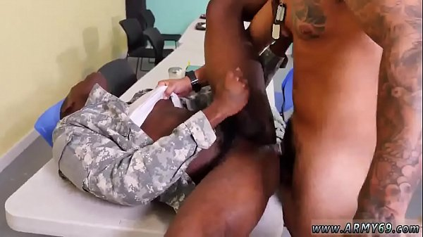 Military, Sex show, Long cock