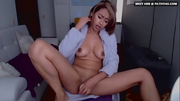Webcam, Asian masturbation