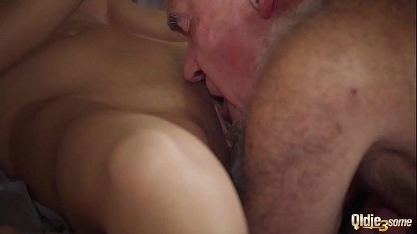 Young and old, Teen swallow, Cum swallowing