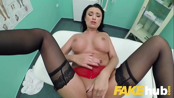 Cum swallow, Hospital, Fake hospital, Fake doctor, Polish, Fake cum