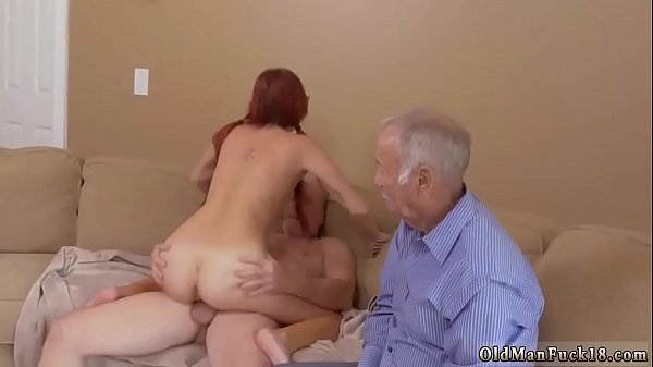 Old man, Old man fuck, Lucky man