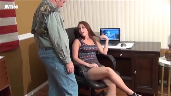 Caught masturbating, Stepdad