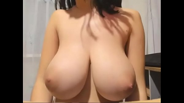 Huge tits, Babe cam