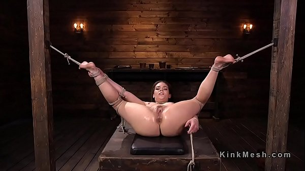 Caning, Hogtie
