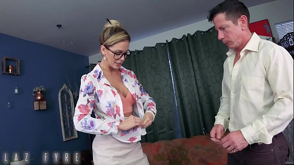 Cherie deville, Blackmail, Blackmailed
