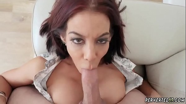 Stepmother, Brunette milf