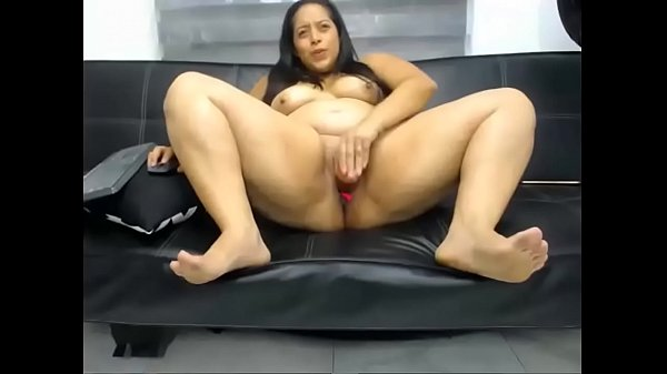 Shaking, Matures, Mature latinas, Latina mature, Busty mature